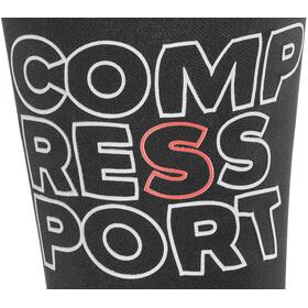Compressport Total Compressie Legwarmers, black